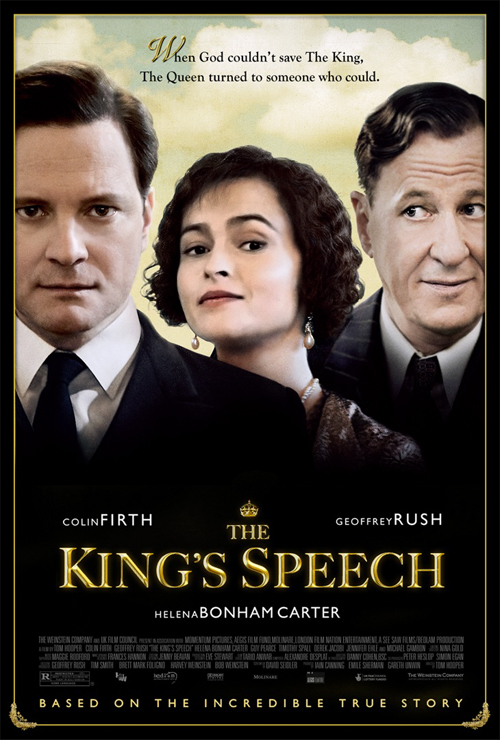 The King's Speech cast