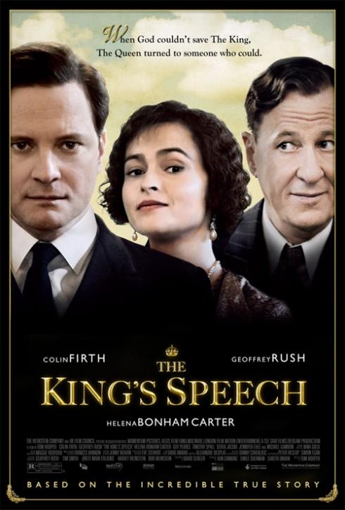 The King's Speech cast